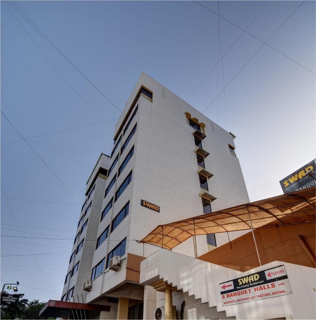 Hotel Savshanti Towers in Vadodara