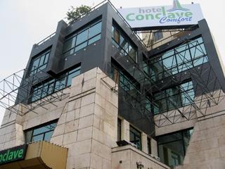 Hotel Conclave Comfort in New Delhi