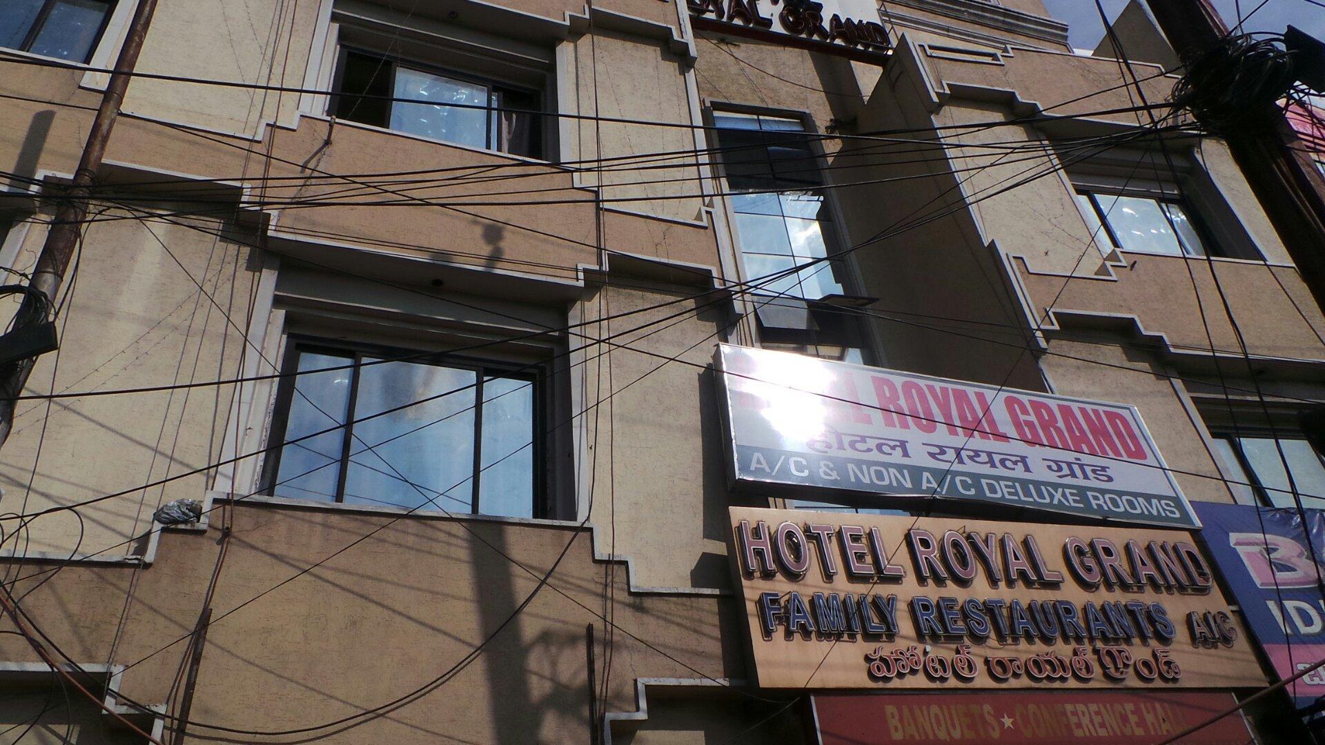 Hotel Royal Grand in Hyderabad
