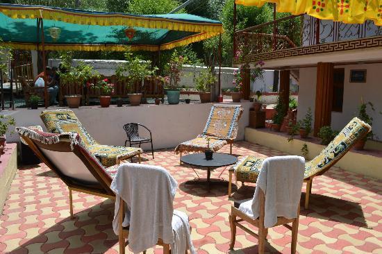 Hotel Chube in Leh