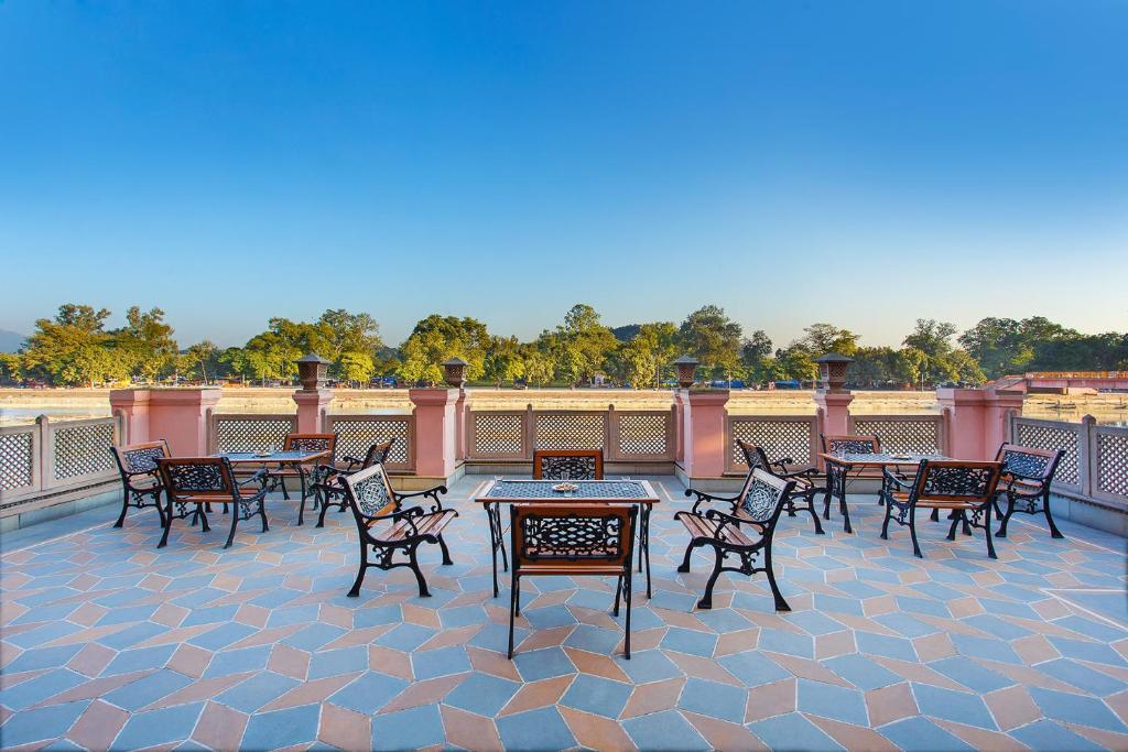 The Haveli Hari Ganga By Leisure Hotels in Haridwar