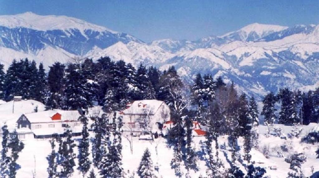 Alps Resort in Dalhousie