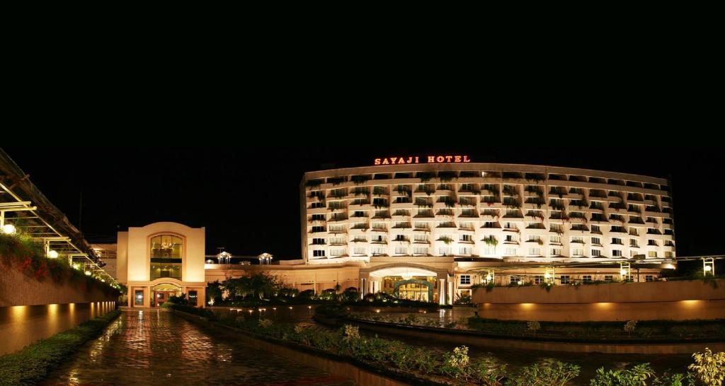 Hotel Sayaji In Indore