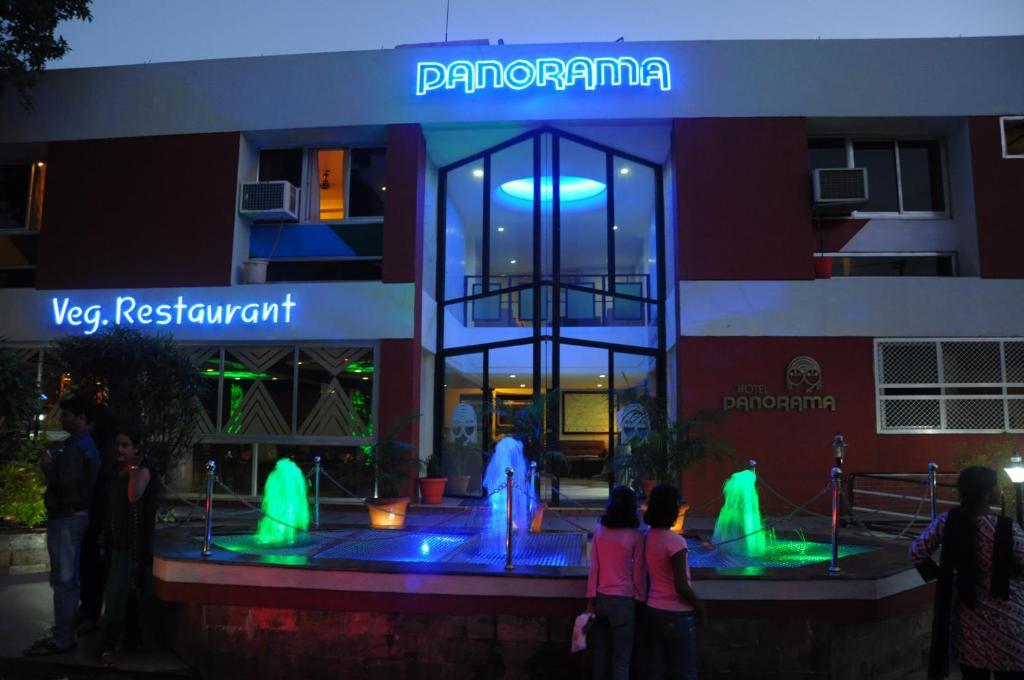 Hotel Panorama in Mahabaleshwar