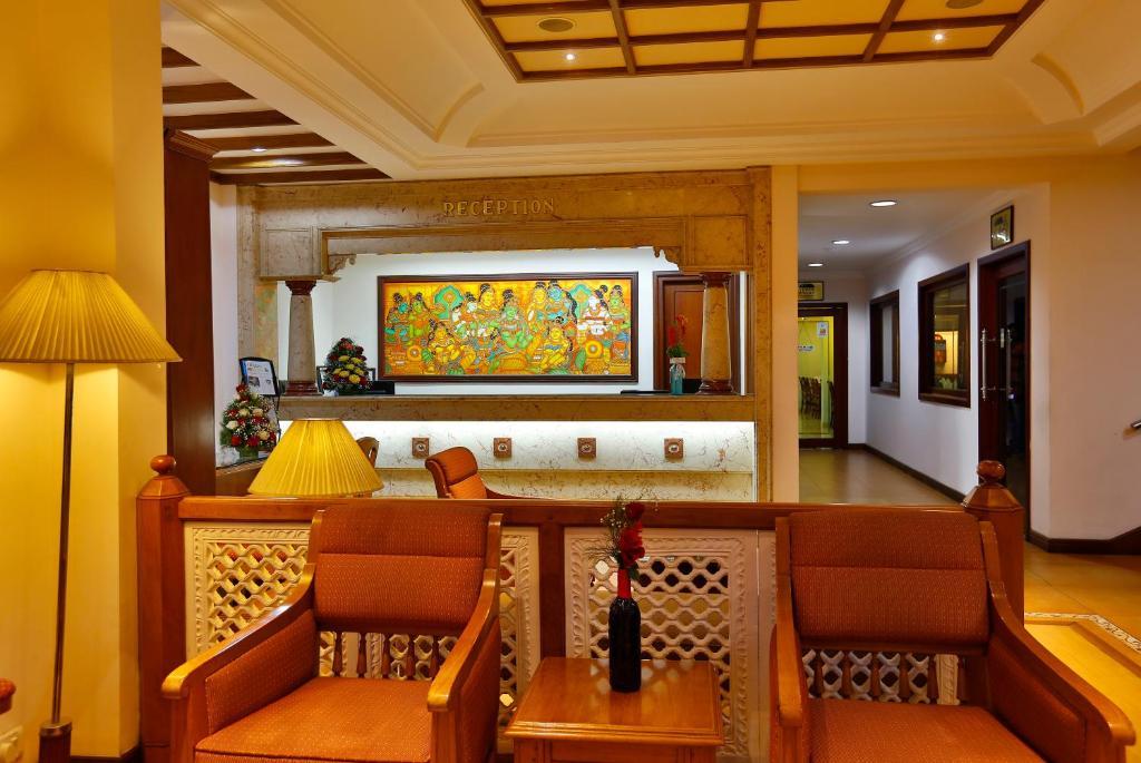 Issacs Residency in Munnar
