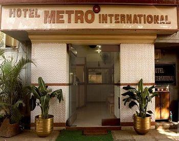 Hotel Metro International in Mumbai