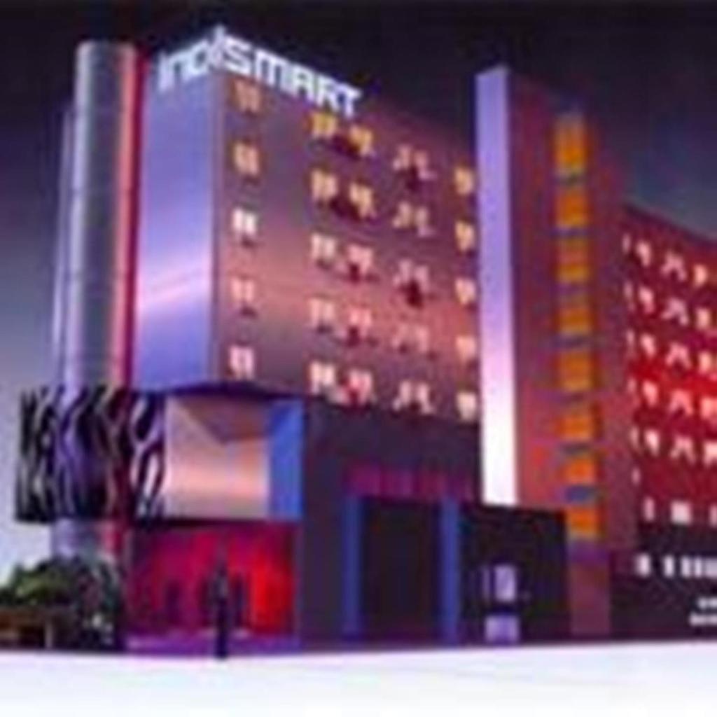 Indismart Hotel in Kolkata