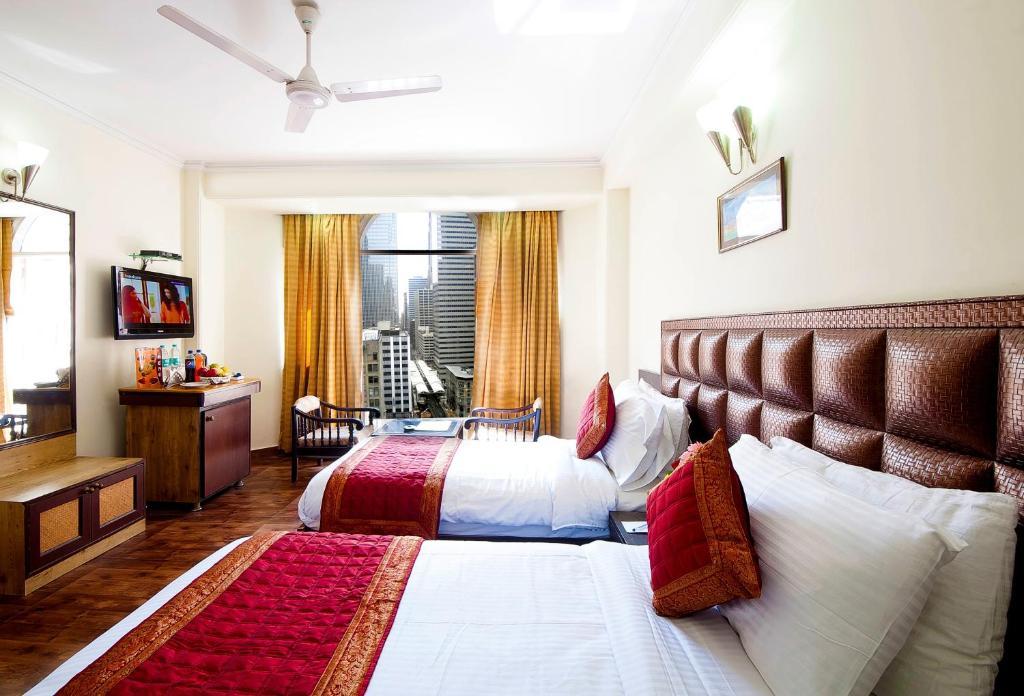 Hotel White House in New Delhi