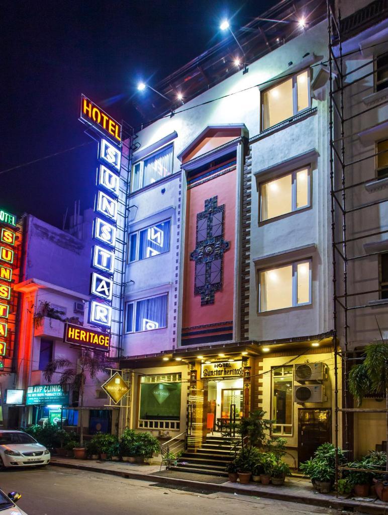 Hotel Sunstar Heritage in New Delhi