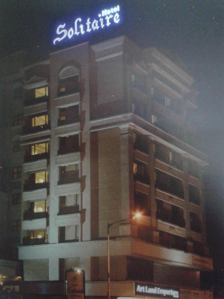 Hotel Solitaire in Mumbai
