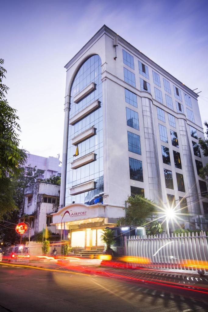 Hotel Airport International in Mumbai