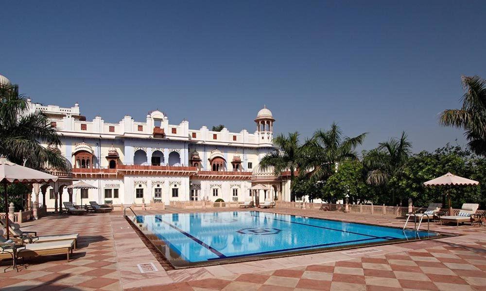 Laxmi Vilas Palace in Bharatpur