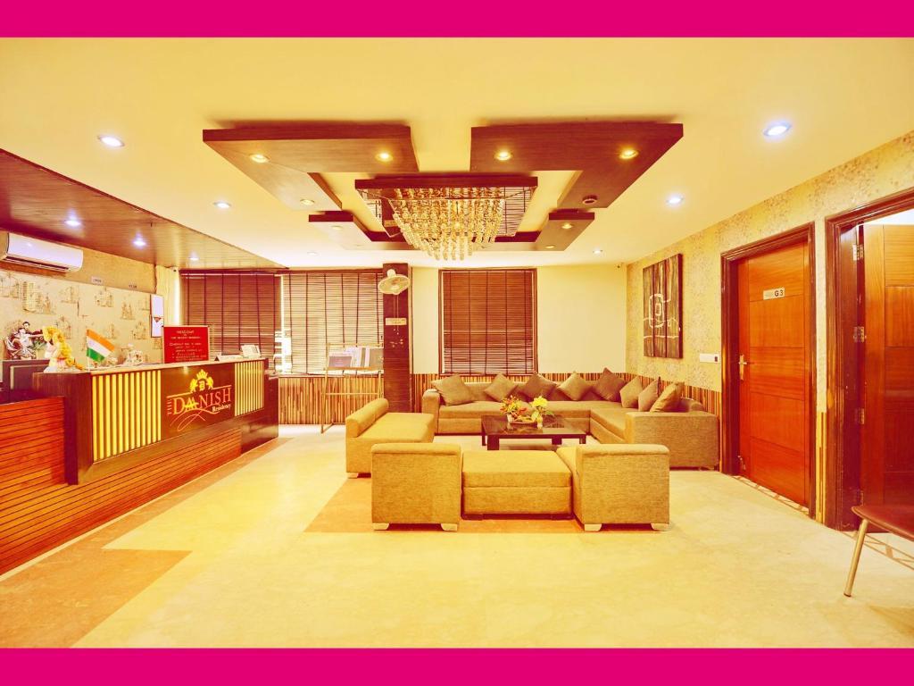 Hotel Daanish Residency in New Delhi