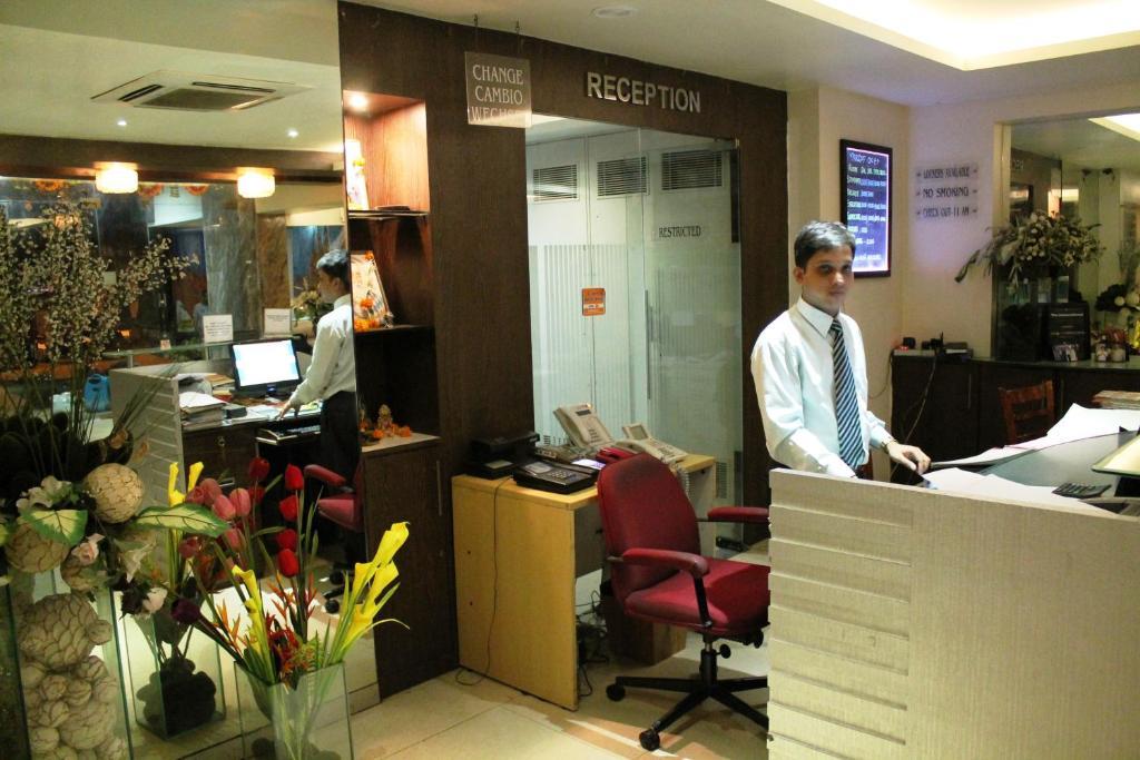 Hotel Samrat in Mumbai