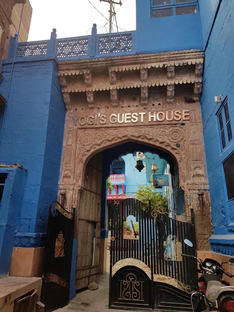 Yogis Guest House in Jodhpur