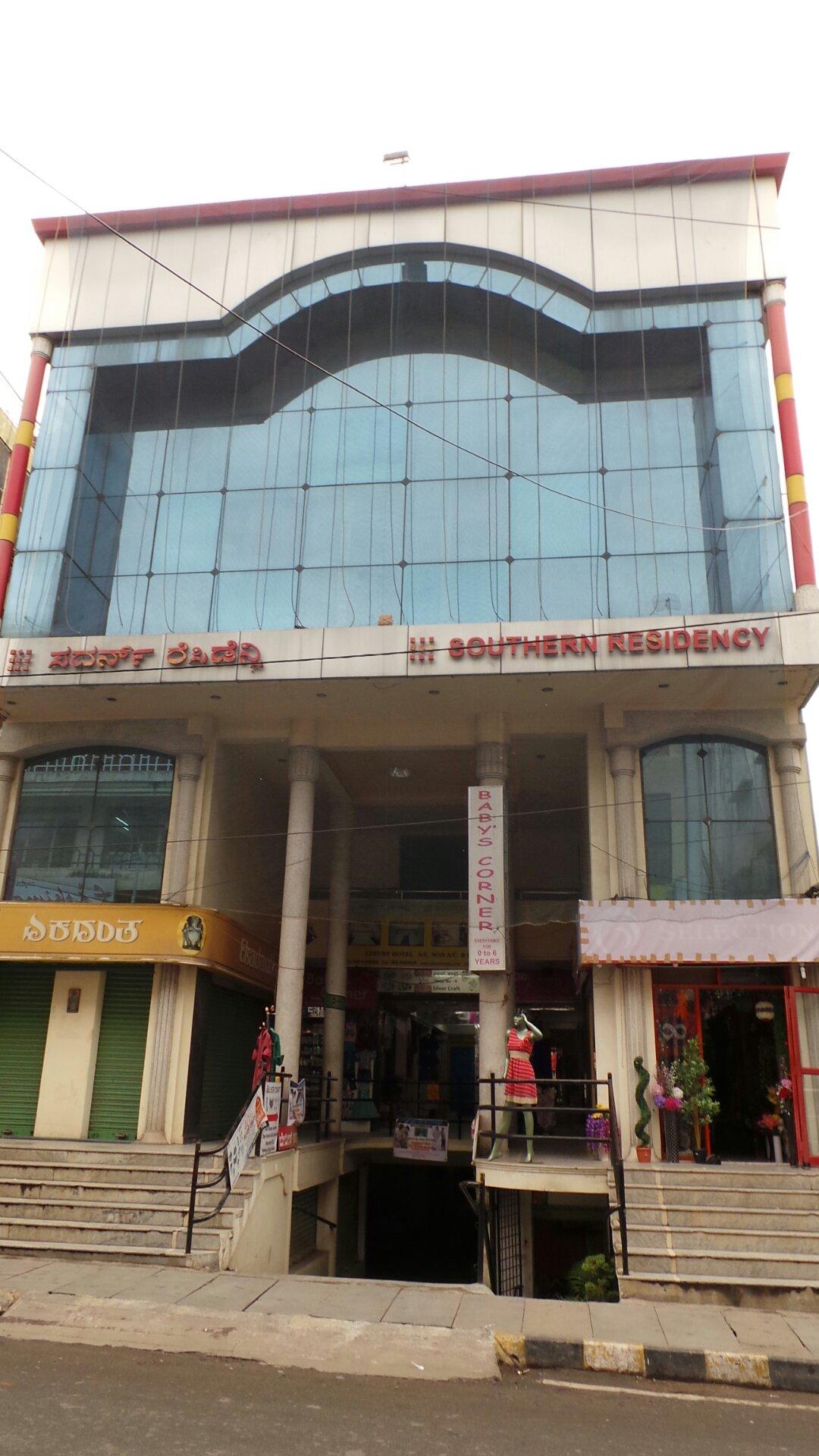 Southern Residency Basavanagudi in Bengaluru