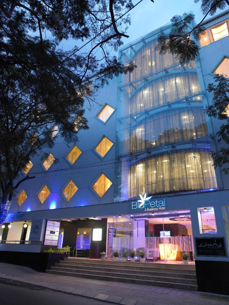 Blu Petal - A Business Hotel in Bengaluru