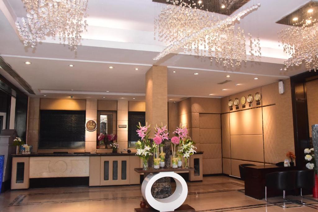Hotel Pal Heights in Bhubaneshwar