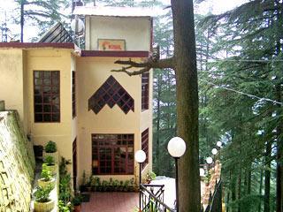 Hotel Monaal Chail in Chail