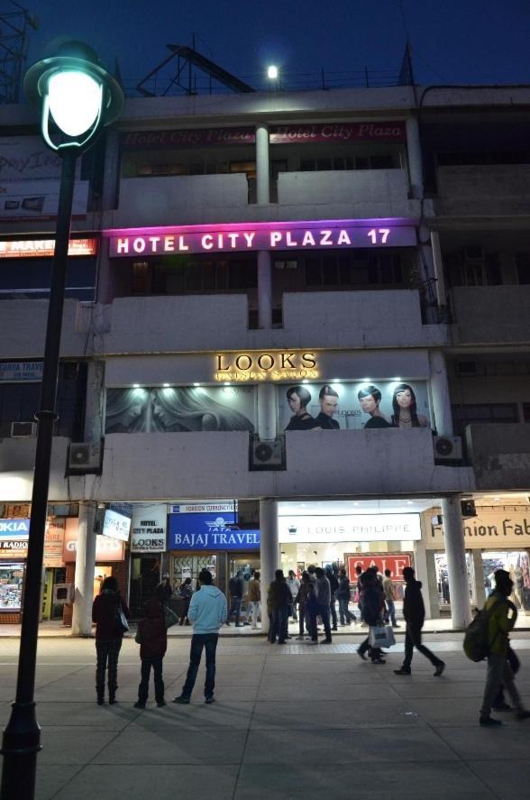 Hotel City Plaza 17 in Chandigarh