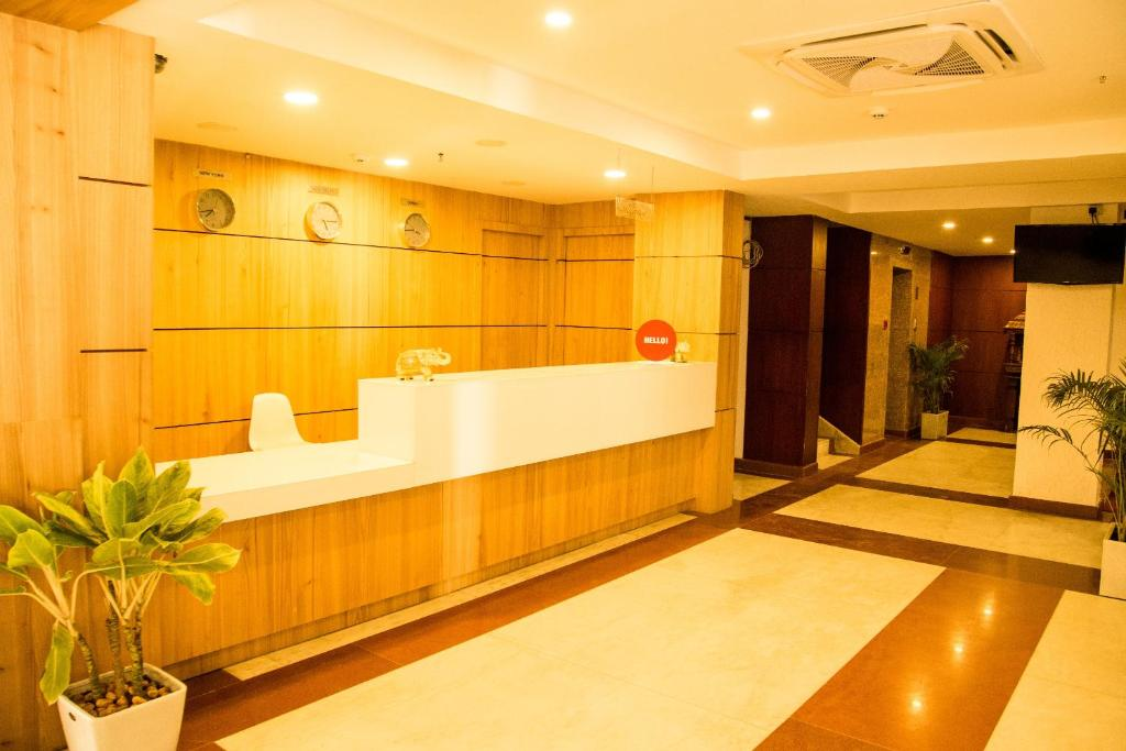 Zip By Spree Hotels Mangala International in Coimbatore