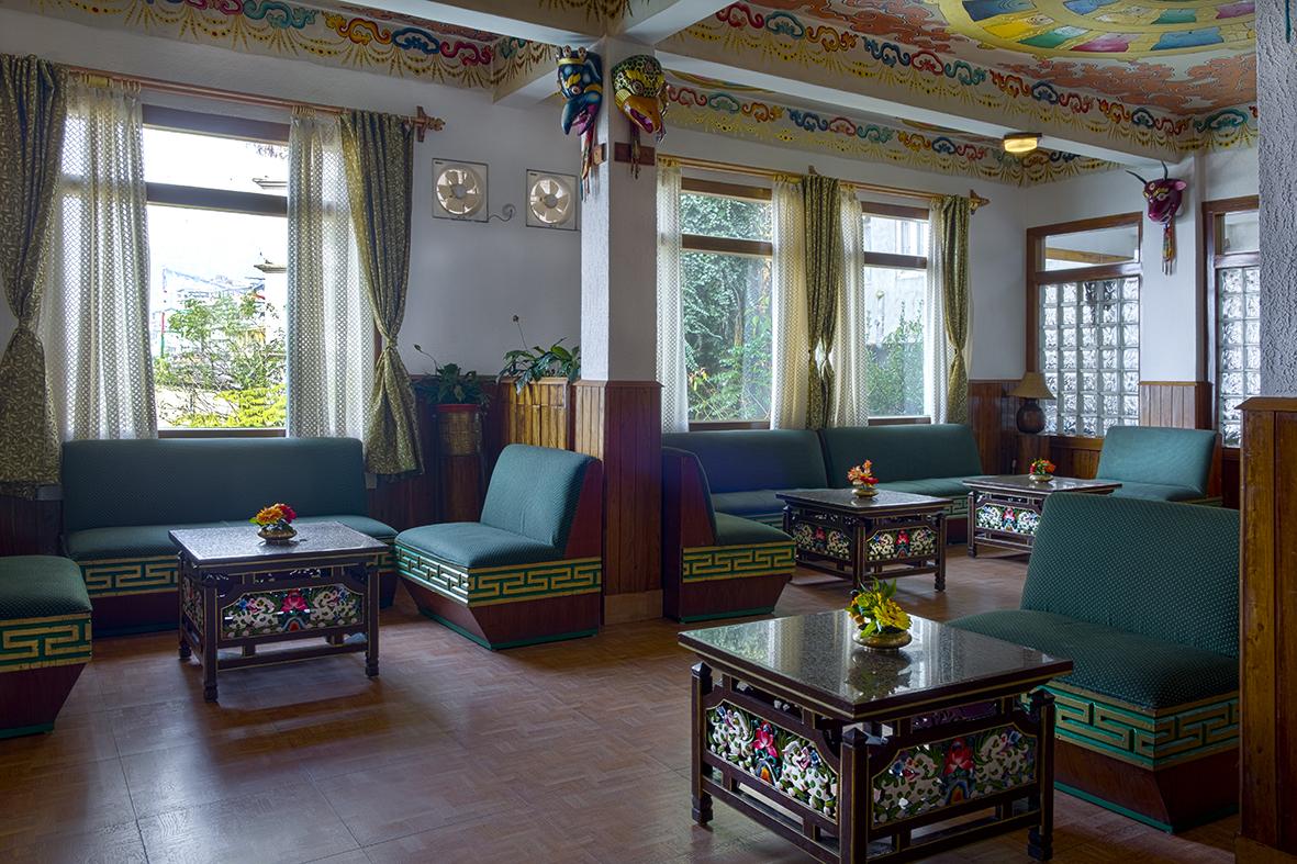 Hotel Tashi Delek in Gangtok