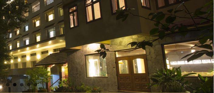 Hotel Rendezvous in Gangtok