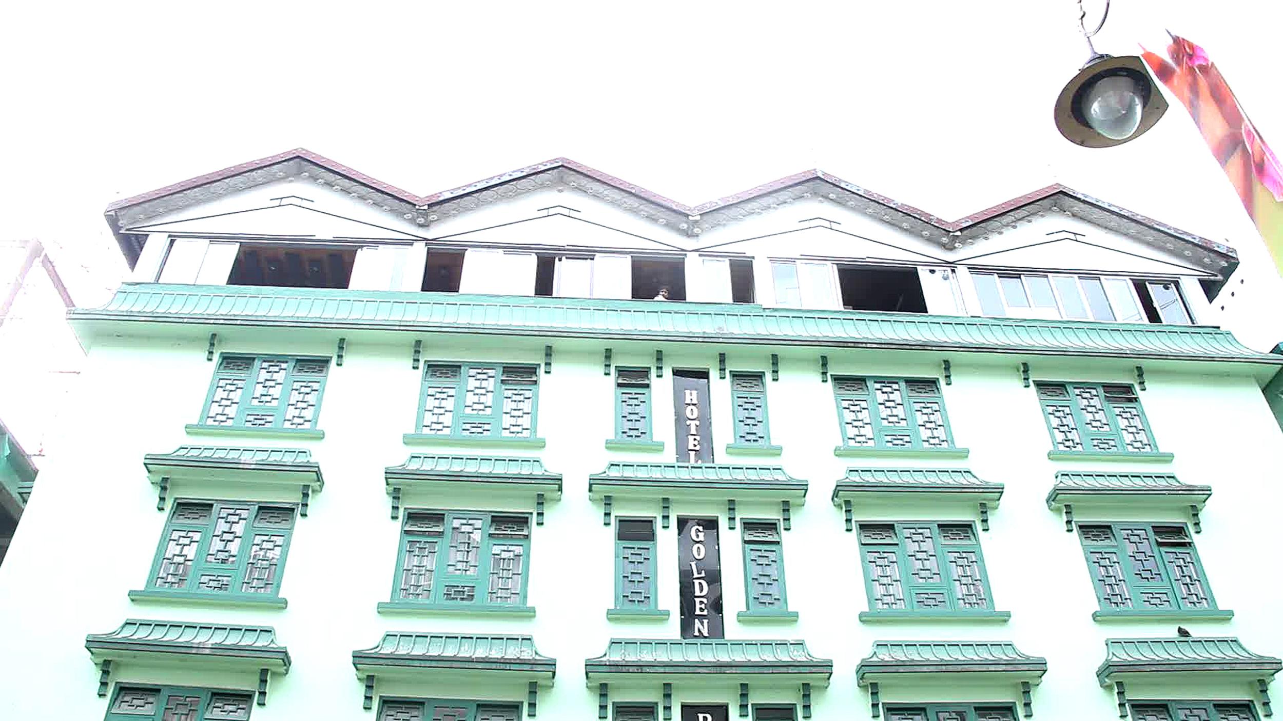 Hotel Golden Pagoda in Gangtok