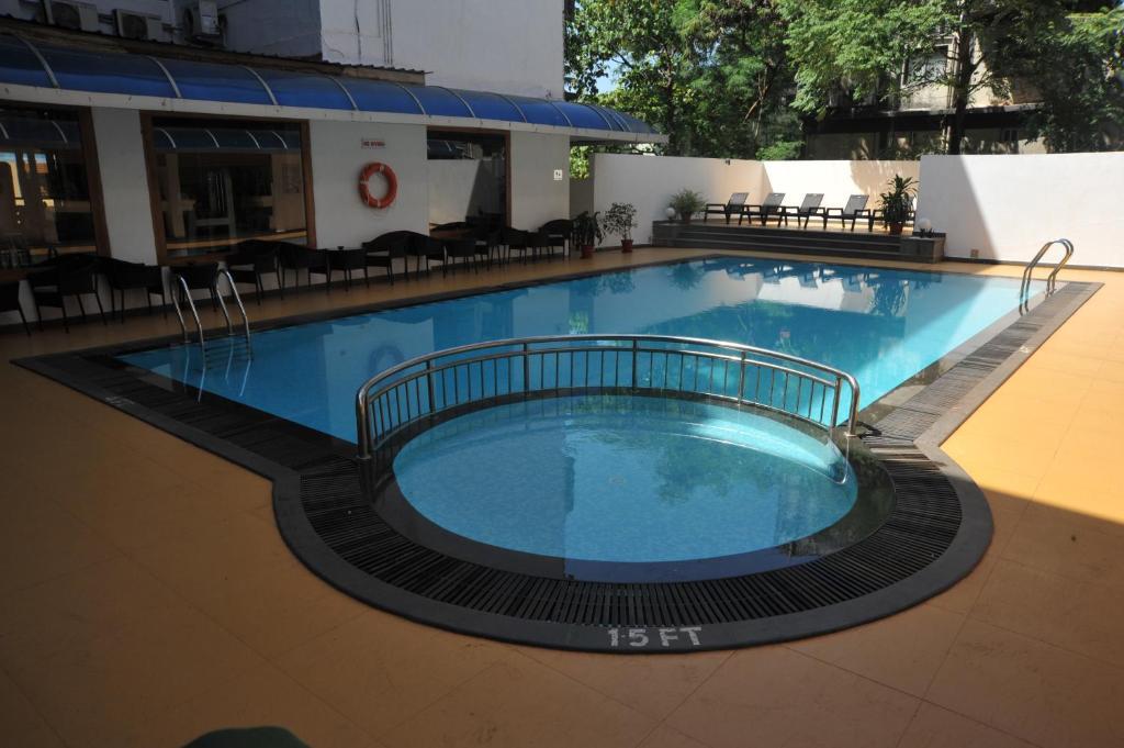 Hotel La Paz Gardens in Goa