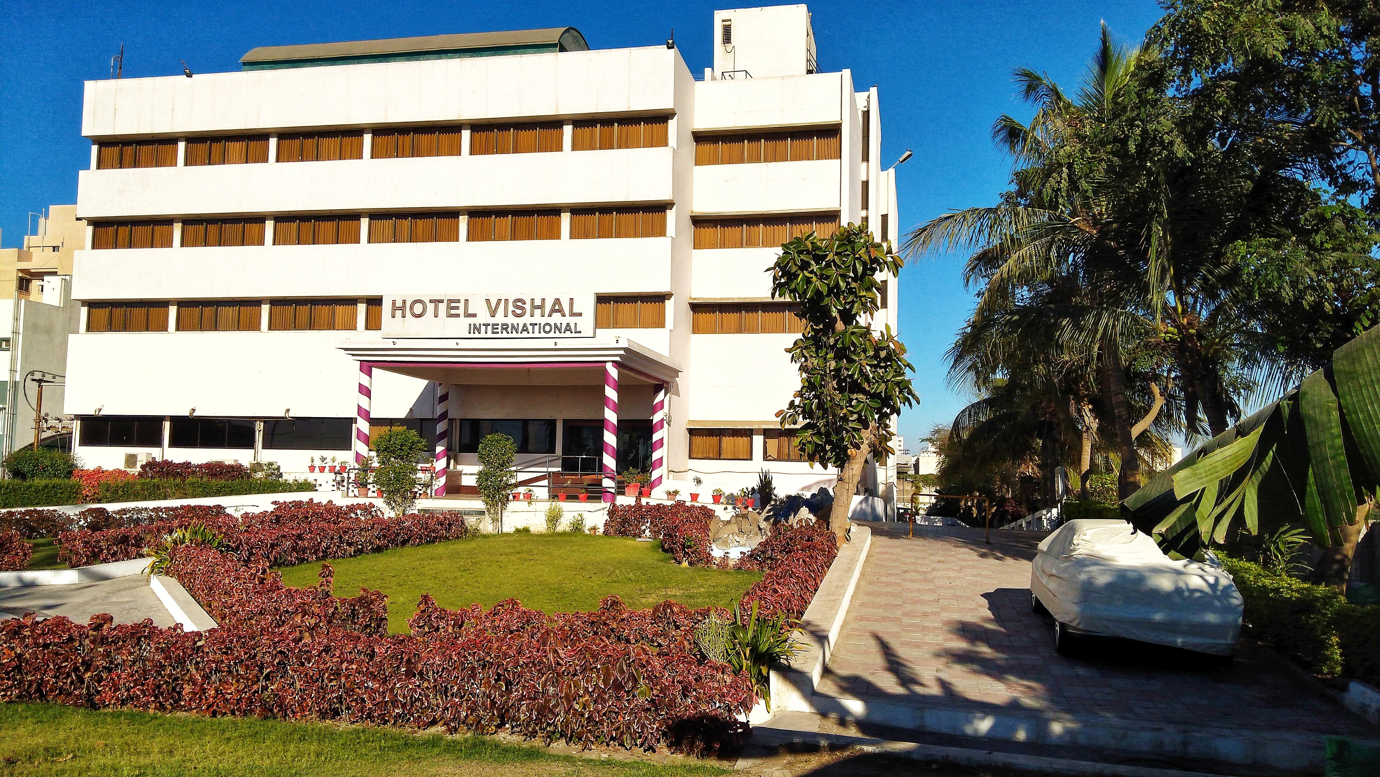 Hotel Vishal International in Jamnagar