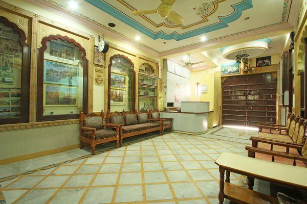 Hotel Raman Palace in Jodhpur
