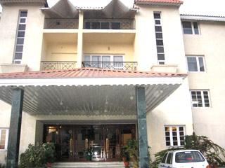 Club Mahindra Snowpeaks in Manali