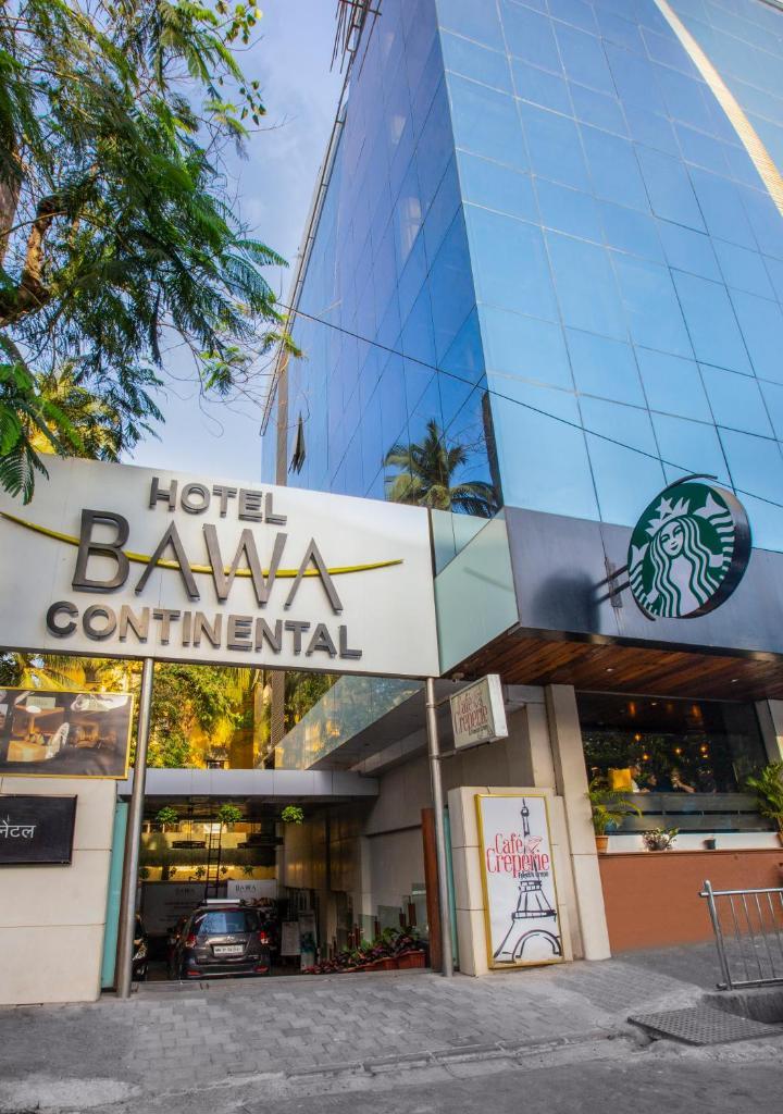 Hotel Bawa Continental in Mumbai