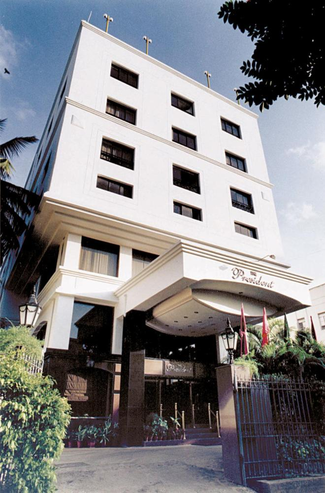 The President Hotel in Pune