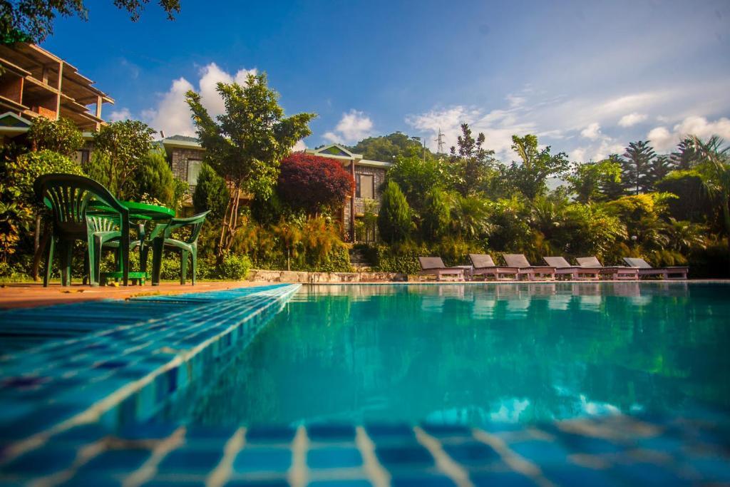 The Narayana Resort And Spa in Rishikesh