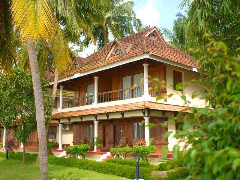 Aquasserenne Resort in Kollam