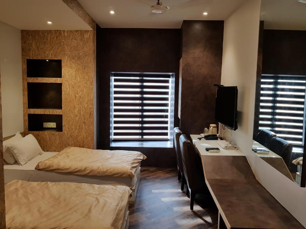 Hotel Heritage in Kolkata