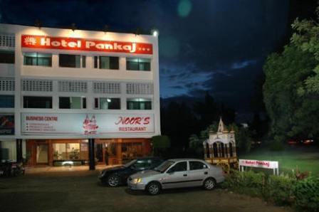Hotel Pankaj in Chandigarh