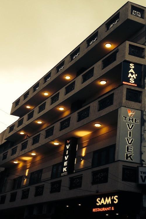 Vivek Hotel in New Delhi