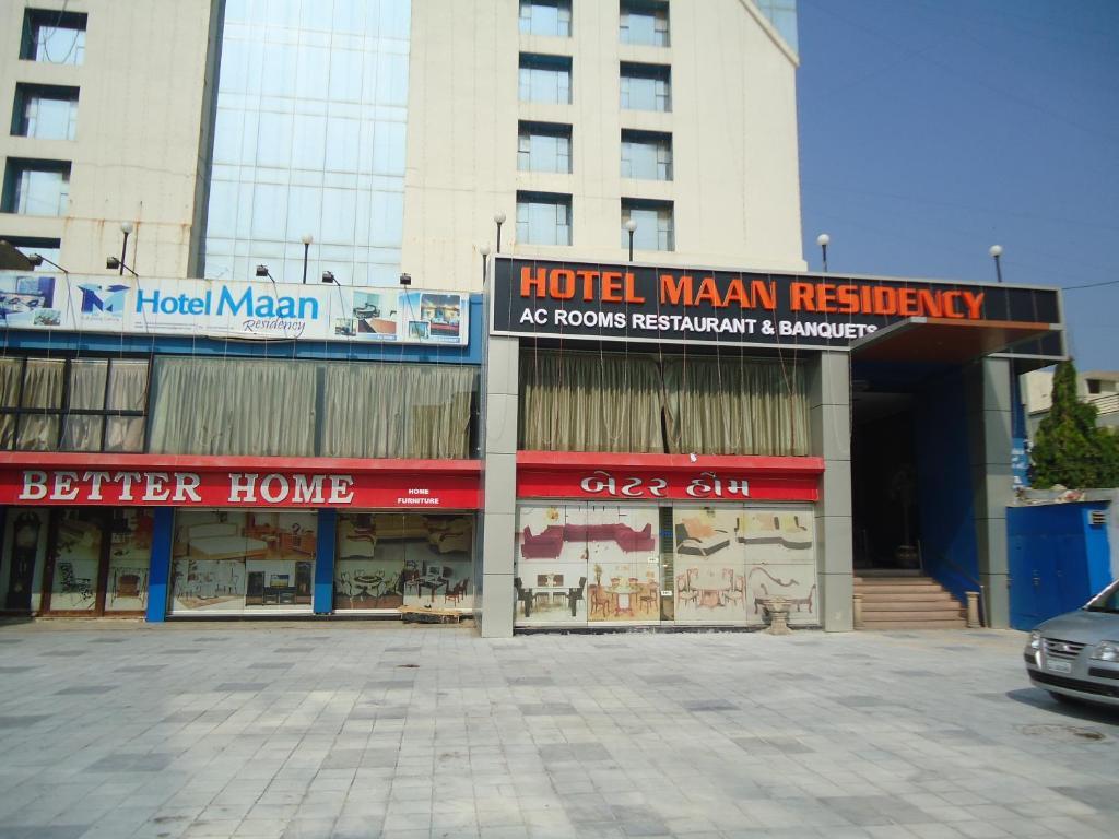 Hotel Maan Residency in Ahmedabad
