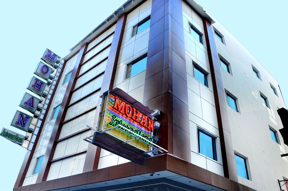 Hotel Mohan International in New Delhi