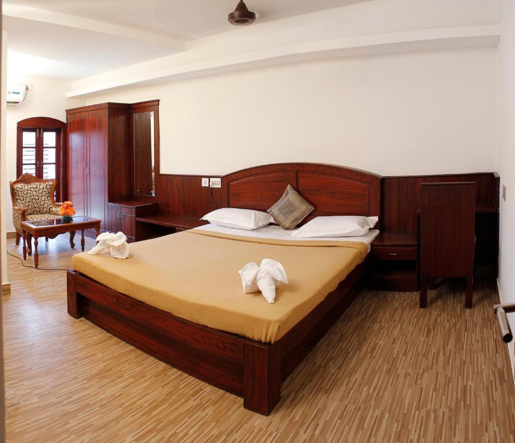 Hotel Park Avenue in Cochin
