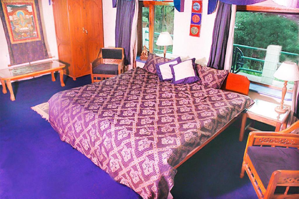Apartment Room In Dharamkot, Dharamshala, By Guesthouser 17700 in Dharamsala