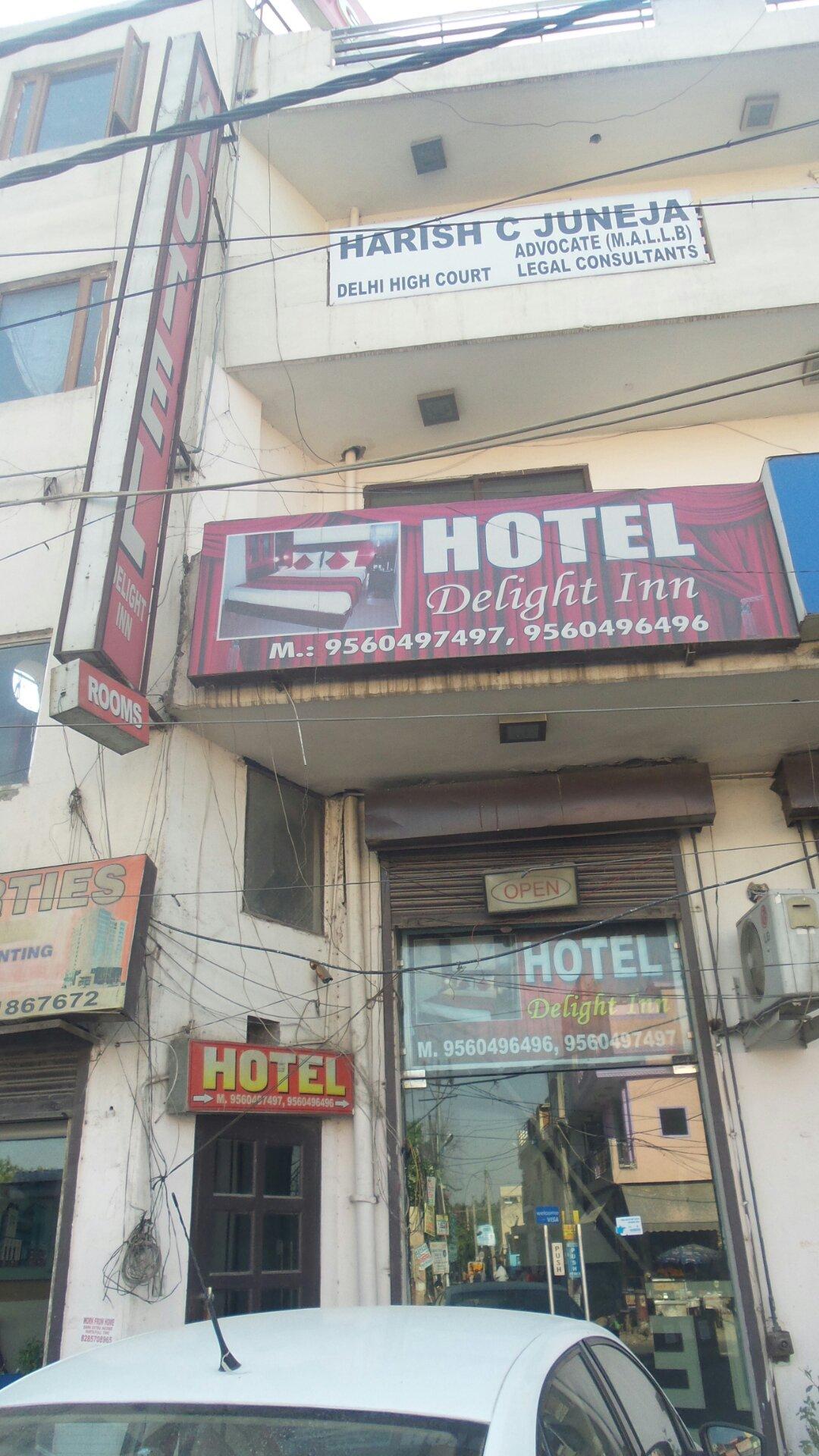 Hotel Delight Inn in New Delhi