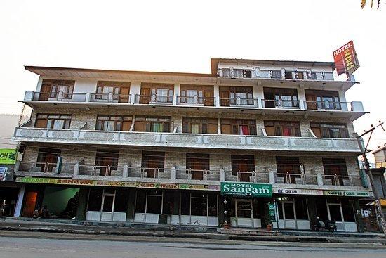 Hotel Sangam in Kullu