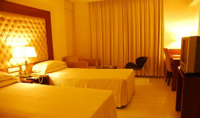 The Chevron Hotel in Bengaluru