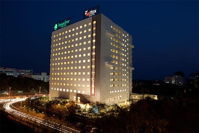 Red Fox Hotel, Hitech City, Hyderabad in Hyderabad