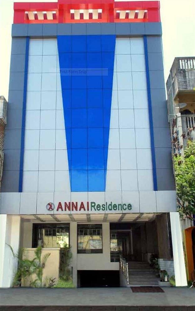 Annai Residence in Pondicherry