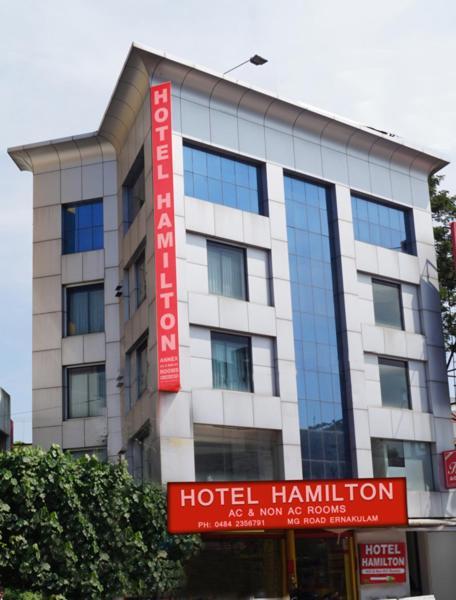 Hotel Hamilton in Cochin