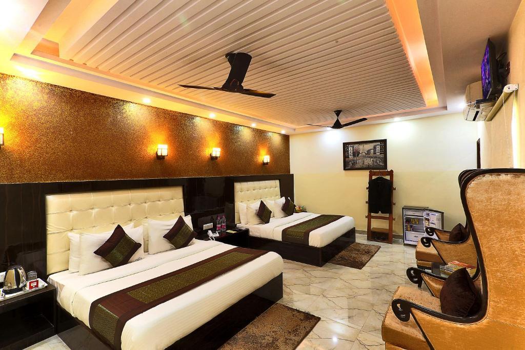 Hotel Airport Inn Mahipalpur in New Delhi